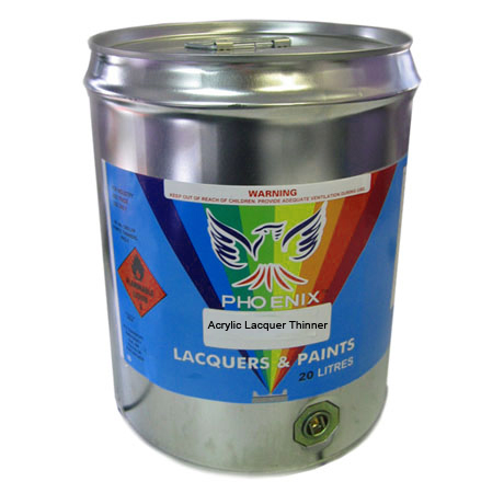 Acrylic Lacquer Thinner