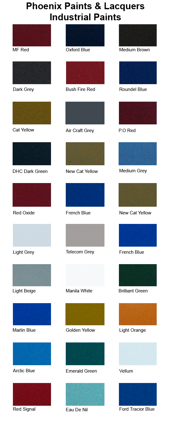 color matching chart paint color chart