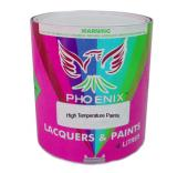 High Temperature Paints